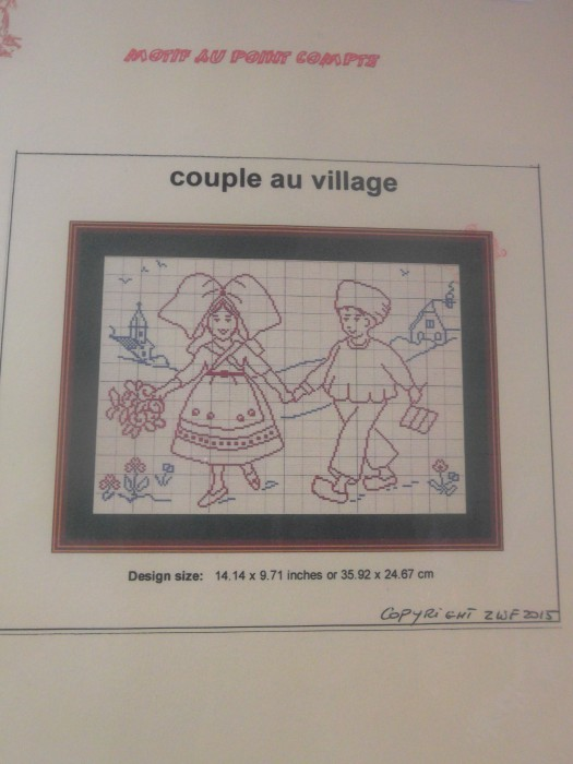 Diagramme Couple au Village