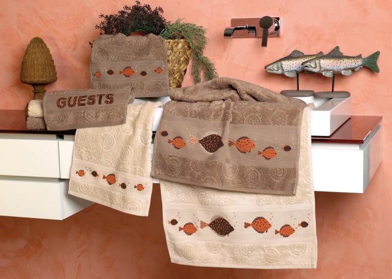 drap de bain gaufrer caramel 70 x 140 livre 109 eponge broder rico broderie alsacienne. Black Bedroom Furniture Sets. Home Design Ideas