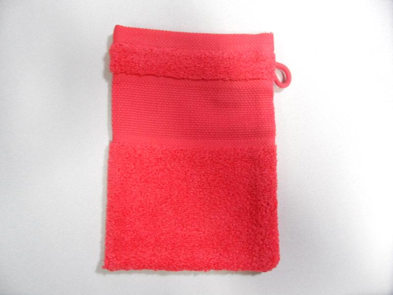 gant de toilette corail du livre 137 support broder rico broderie alsacienne. Black Bedroom Furniture Sets. Home Design Ideas